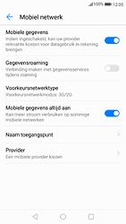 Huawei P9 - Android Nougat - Netwerk - Wijzig netwerkmodus - Stap 5