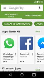 LG K4 - Aplicações - Como pesquisar e instalar aplicações -  4