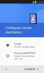 Samsung Galaxy S3 Mini - E-mail - Configurar Gmail - Paso 8