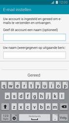 Samsung Galaxy K Zoom 4G (SM-C115) - E-mail - Handmatig instellen - Stap 19
