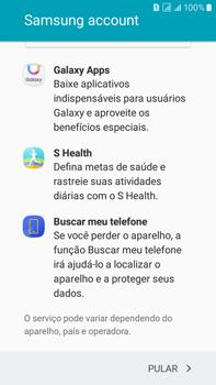 Samsung Galaxy On 7 - Primeiros passos - Como ativar seu aparelho - Etapa 13