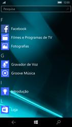 Microsoft Lumia 550 - Aplicações - Como pesquisar e instalar aplicações -  3
