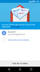 Wiko Rainbow Jam - Dual SIM - E-mail - Manual configuration (gmail) - Step 15