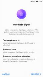 Huawei P8 Lite (2017) - Primeiros passos - Como ligar o telemóvel pela primeira vez -  20