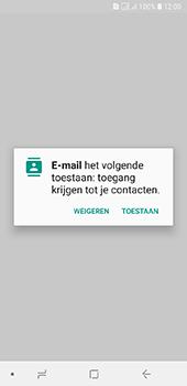 Samsung Galaxy A6 - E-mail - e-mail instellen: IMAP (aanbevolen) - Stap 5