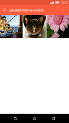 HTC One M8 - MMS - afbeeldingen verzenden - Stap 16