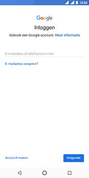 Nokia 5.1 - Applicaties - Account instellen - Stap 5