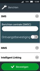 Doro 8031 - SMS en MMS - Handmatig instellen - Stap 8