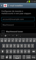 Samsung I8190 Galaxy S III Mini - E-mail - Account instellen (POP3 met SMTP-verificatie) - Stap 5
