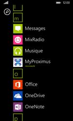 Nokia Lumia 530 - Applications - MyProximus - Étape 10