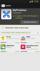 Samsung I9300 Galaxy S III - Applications - MyProximus - Étape 10