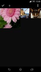 Sony Xperia Z3 Compact - Photos, vidéos, musique - Envoyer une photo via Bluetooth - Étape 6