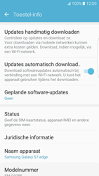 Samsung Galaxy S7 edge (G935) - Netwerk - Software updates installeren - Stap 6