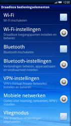 Sony Ericsson Xperia X10 - Bellen - in het buitenland - Stap 5
