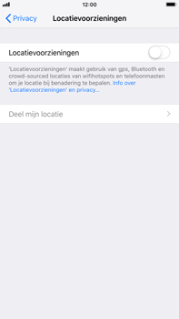 Apple iPhone 8 Plus - iOS 12 - Beveiliging en privacy - zoek mijn iPhone activeren - Stap 5