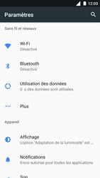Nokia 5 - Internet - Activer ou désactiver - Étape 4