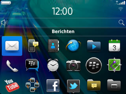 BlackBerry 9320 Curve - E-mail - Hoe te versturen - Stap 3