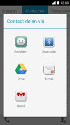 Huawei Ascend Y530 (Model Y530-U00) - Contacten en data - Contacten overzetten via Bluetooth - Stap 7