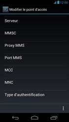 Acer Liquid E1 - Mms - Configuration manuelle - Étape 13