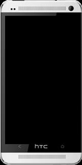 HTC One - Premiers pas - Découvrir les touches principales - Étape 2