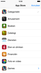 Apple iPhone 5c (Model A1507) met iOS 8 - Applicaties - Downloaden - Stap 5