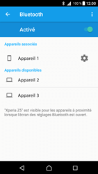 Sony Xperia Z5 - Android Nougat - Bluetooth - connexion Bluetooth - Étape 10