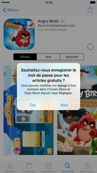 Apple Apple iPhone 6 Plus iOS 10 - Applications - Télécharger des applications - Étape 18