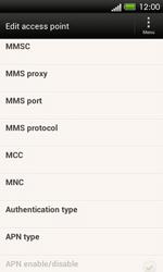 HTC C525u One SV - MMS - Manual configuration - Step 11