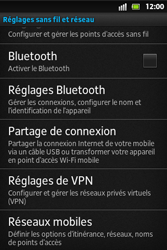 Sony ST27i Xperia Go - MMS - configuration manuelle - Étape 6