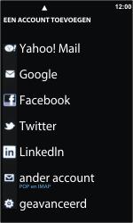 Nokia Lumia 800 - E-mail - e-mail instellen: IMAP (aanbevolen) - Stap 6