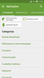 Samsung Galaxy Grand Prime - Aplicações - Como pesquisar e instalar aplicações -  6