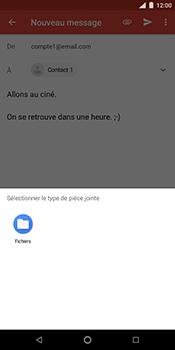 Nokia 7 Plus - E-mail - envoyer un e-mail - Étape 10