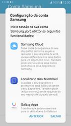 Samsung Galaxy A3 (2017) - Primeiros passos - Como ligar o telemóvel pela primeira vez -  20