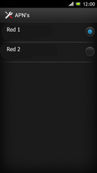 Sony Xperia J - Internet - Configurar Internet - Paso 18