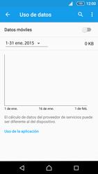 Sony Xperia Z5 - Internet - Activar o desactivar la conexión de datos - Paso 7