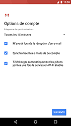 LG Nexus 5X - Android Oreo - E-mail - Configuration manuelle (outlook) - Étape 10