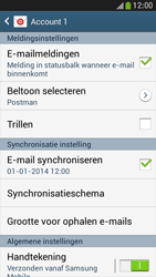 Samsung I9195 Galaxy S IV Mini LTE - E-mail - Instellingen KPNMail controleren - Stap 8