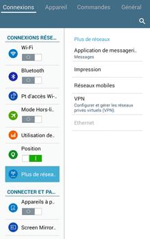Samsung T335 Galaxy Tab 4 8-0 - Internet - Configuration manuelle - Étape 5
