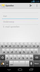 Acer Liquid E1 - E-mail - Hoe te versturen - Stap 5