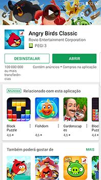 Samsung Galaxy S7 Edge - Android Oreo - Aplicações - Como pesquisar e instalar aplicações -  16