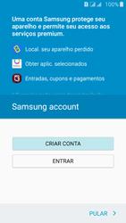 Samsung Galaxy J5 - Primeiros passos - Como ativar seu aparelho - Etapa 16