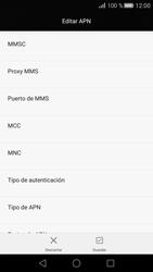 Huawei P8 - Mensajería - Configurar el equipo para mensajes multimedia - Paso 10