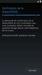 Samsung Galaxy S5 - Premiers pas - Créer un compte - Étape 15