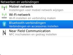 BlackBerry 9900 Bold Touch - Bluetooth - Koppelen met ander apparaat - Stap 5