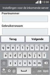 LG L40 (D160) - E-mail - Handmatig instellen - Stap 11