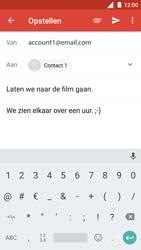 Nokia 5 - E-mail - Bericht met attachment versturen - Stap 9