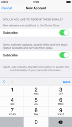 Apple iPhone 6 iOS 8 - Applications - Downloading applications - Step 17