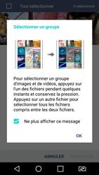 LG LG K8 - Photos, vidéos, musique - Envoyer une photo via Bluetooth - Étape 6
