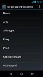 HTC Desire 310 - MMS - Handmatig instellen - Stap 9
