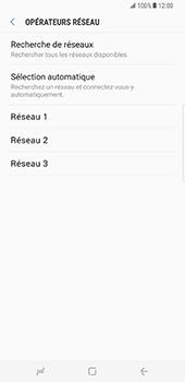 Samsung Galaxy S8 Plus - Réseau - utilisation à l'étranger - Étape 12
